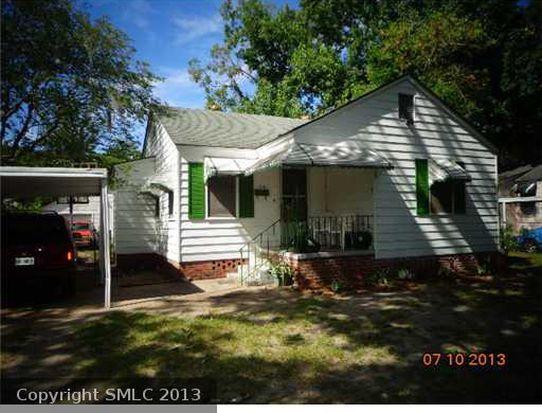 2306 E 40th St, Savannah, GA 31404