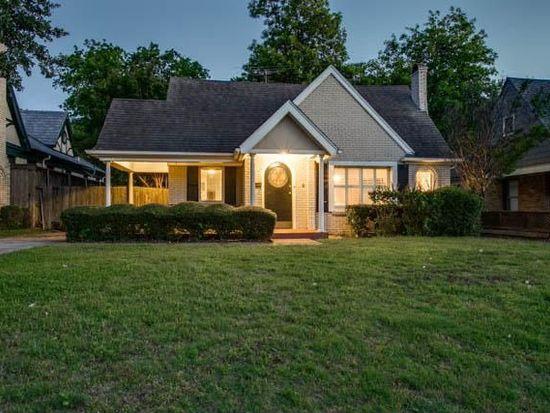 5626 Monticello Ave, Dallas, TX 75206