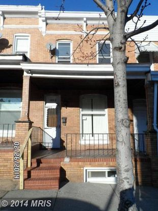 3002 Chesterfield Ave, Baltimore, MD 21213