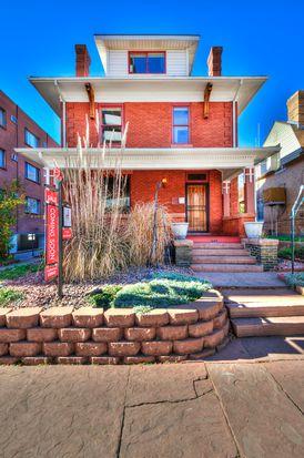 1045 N Downing St, Denver, CO 80218
