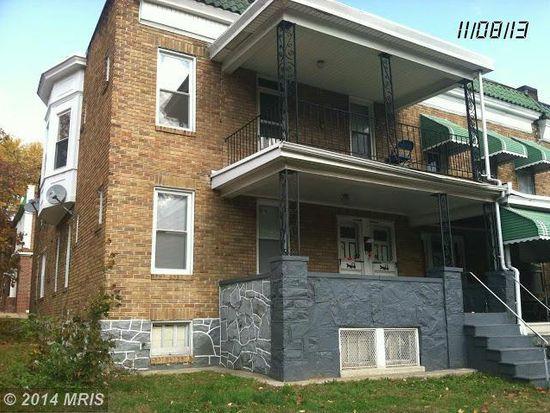 3228 Gwynns Falls Pkwy, Baltimore, MD 21216