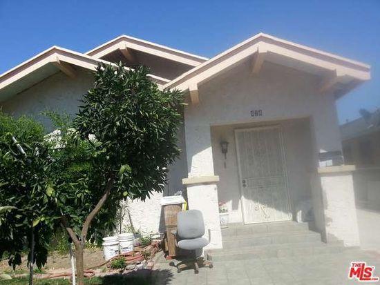 424 N Harvard Blvd, Los Angeles, CA 90004