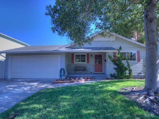 2956 Taper Ave, Santa Clara, CA 95051