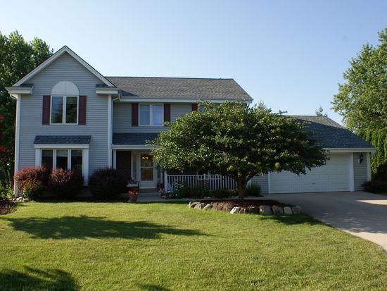 8510 W Woodfield Ct, Franklin, WI 53132