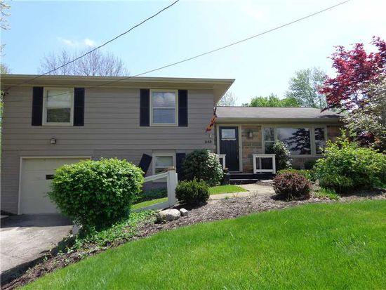 549 Leona St, Sharpsville, PA 16150
