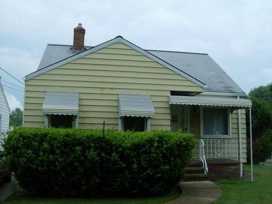 5027 Claremont Blvd, Garfield Heights, OH 44125