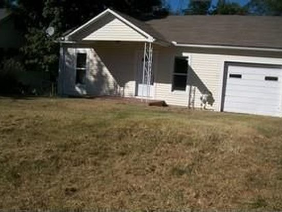 1561 Golf Club Ln, Clarksville, TN 37043