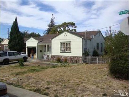 412 Cypress Ave, Vallejo, CA 94590
