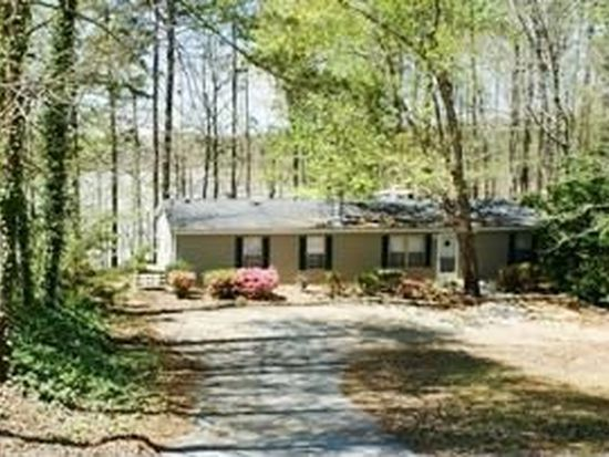 510 Lakeside Trl, Martin, GA 30557