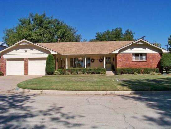 3101 NW 61st Pl, Oklahoma City, OK 73112