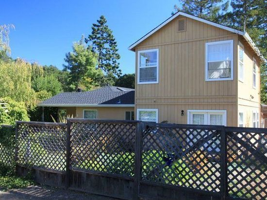 407 Ash St, Mill Valley, CA 94941