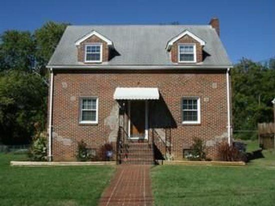 1308 Crescent St NW, Roanoke, VA 24017