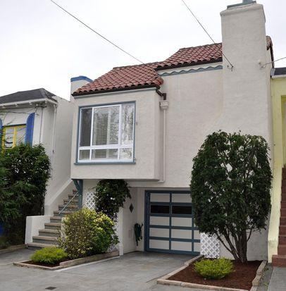 2669 30th Ave, San Francisco, CA 94116