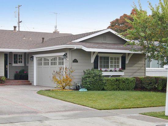 2630 Malaga Dr, San Jose, CA 95125