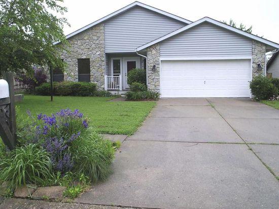 2370 E Glenview Dr, Terre Haute, IN 47802