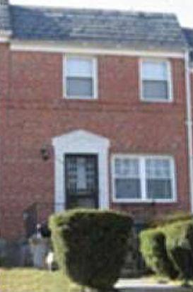 5409 Masefield Rd, Baltimore, MD 21229