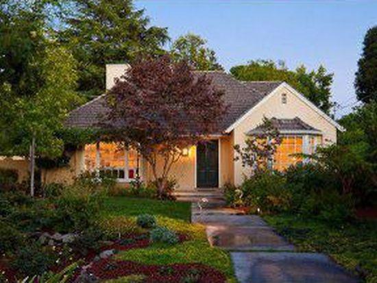 349 Arden Rd, Menlo Park, CA 94025