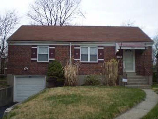 321 Castlewood Ave, Dayton, OH 45405