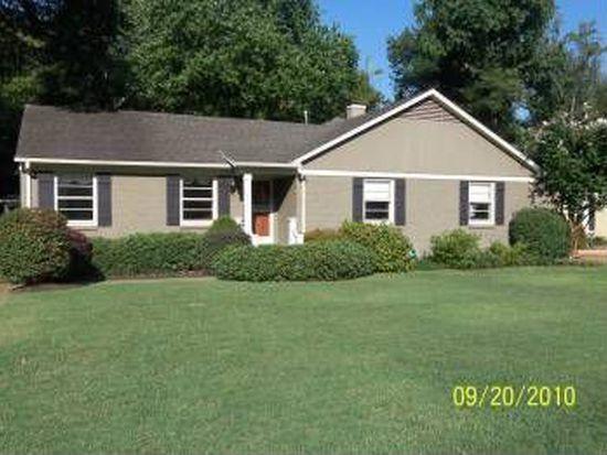 215 Leonora Dr, Memphis, TN 38117