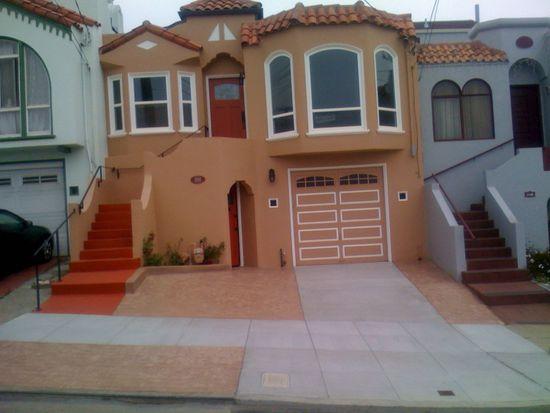 2542 33rd Ave, San Francisco, CA 94116