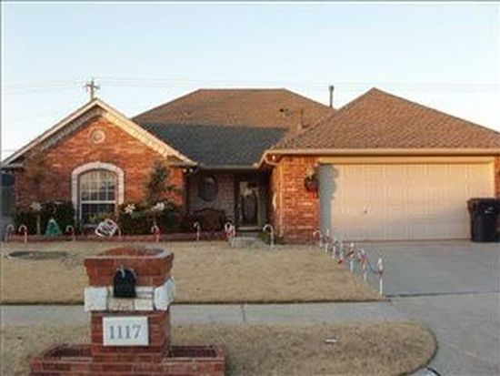 1117 SW 126th St, Oklahoma City, OK 73170