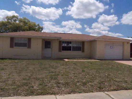 7406 Fairfax Dr, Port Richey, FL 34668