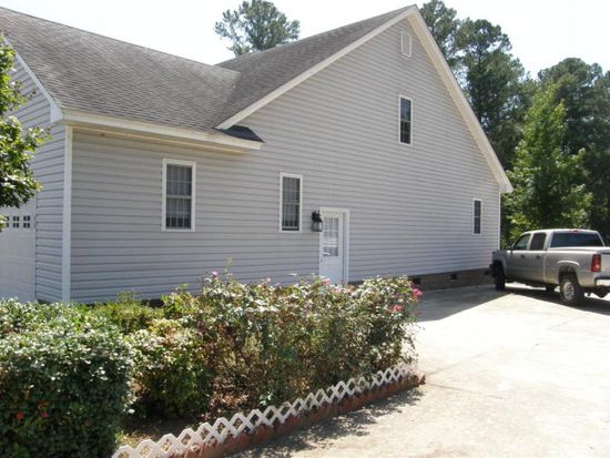 1012 Sunnybrook Rd S, Wilson, NC 27893