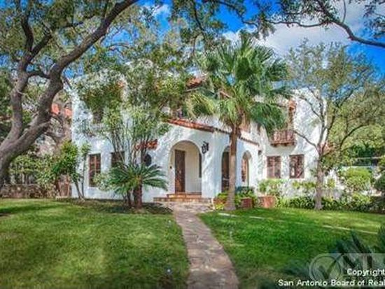 125 Grant Ave, Alamo Heights, TX 78209