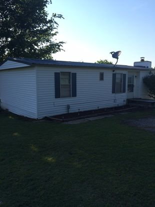 169 N 3 Mile Rd, Fort Gibson, OK 74434