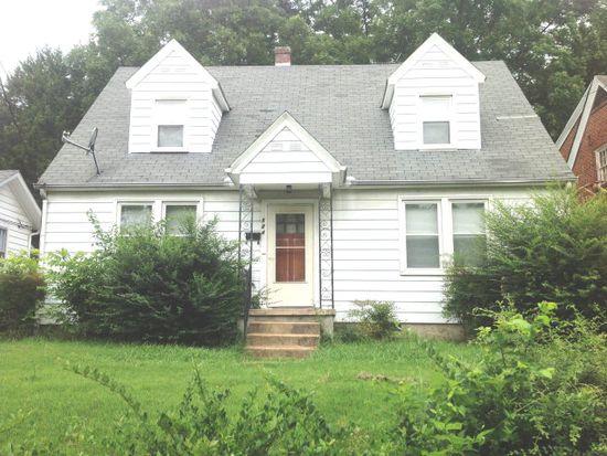 124 Clement Ave, Danville, VA 24540