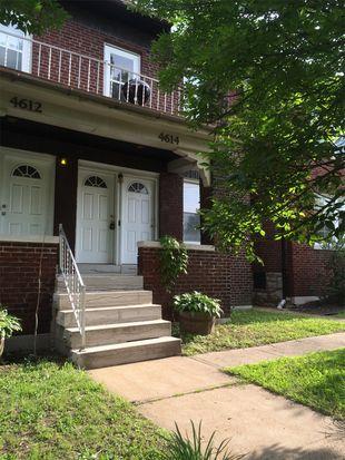 4612 Cleveland Ave, Saint Louis, MO 63110