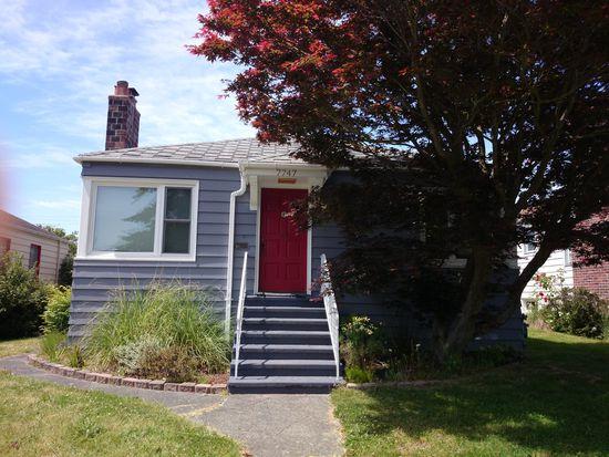 7747 20th Ave NW, Seattle, WA 98117