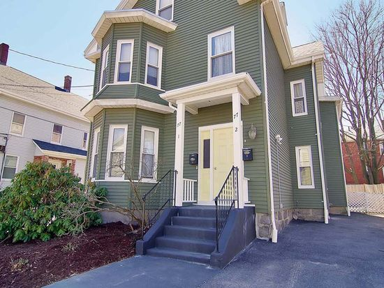 77 Cushing St UNIT 1, Waltham, MA 02453