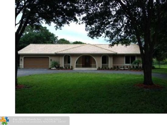 3100 SW 116th Ave, Davie, FL 33330