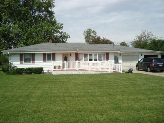 2344 S Taylor Rd, Mill Creek, IN 46365