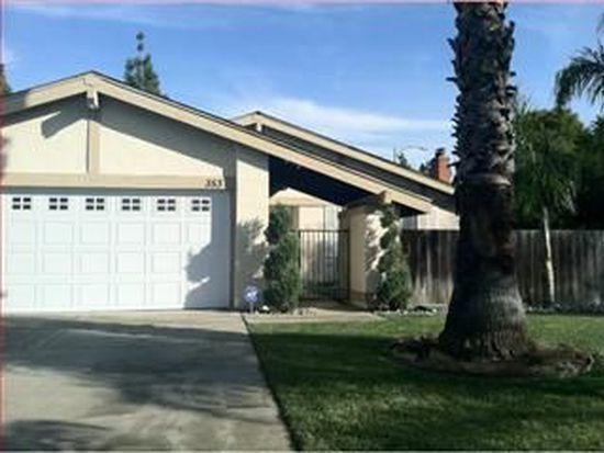 353 Avenida Manzanos, San Jose, CA 95123