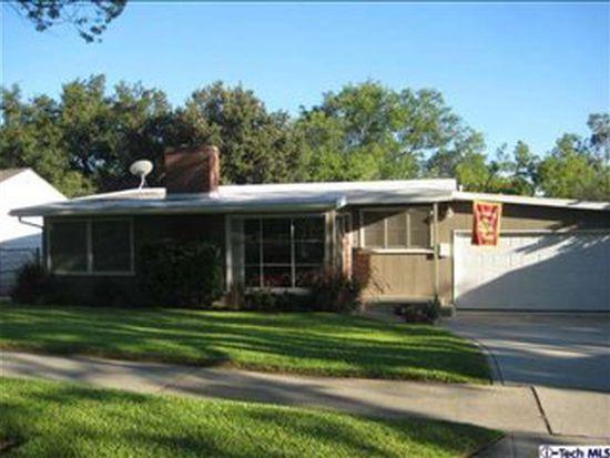 3300 E Orange Grove Blvd, Pasadena, CA 91107
