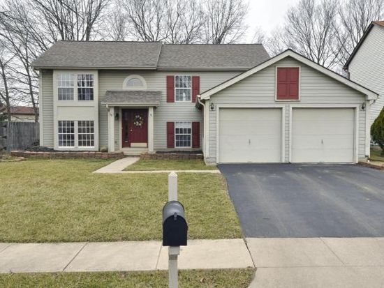 5884 Snowdrop Ave, Galloway, OH 43119