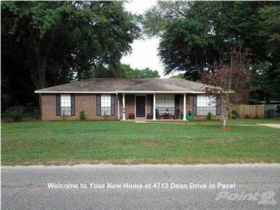 4713 Dean Dr, Pace, FL 32571