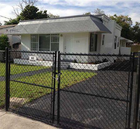 175 NW 44th St, Miami, FL 33127