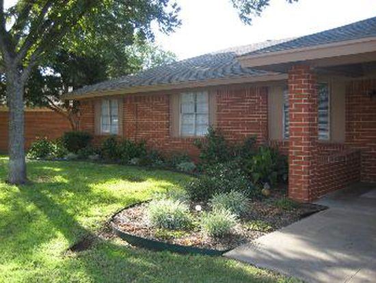 3413 Lindenwood Dr, San Angelo, TX 76904