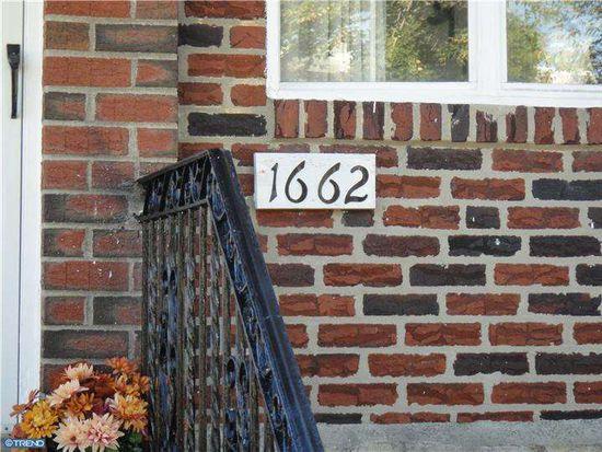 1662 Benner St, Philadelphia, PA 19149