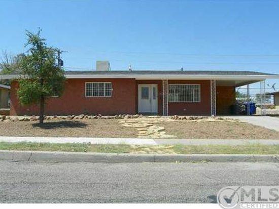 6229 Cadiz St, El Paso, TX 79912