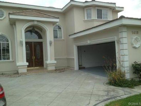 5618 Encinita Ave, Temple City, CA 91780