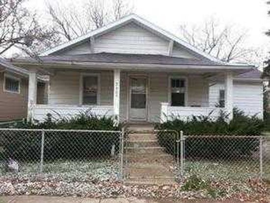 2409 Brown St, Anderson, IN 46016