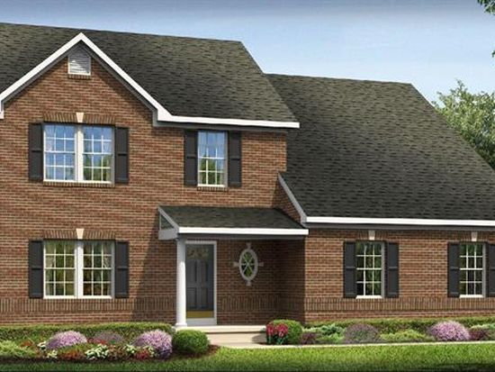Palermo - The Estates at Braumiller (Olentangy School District) by Ryan Homes