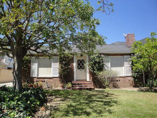 643 W Alegria Ave, Sierra Madre, CA 91024
