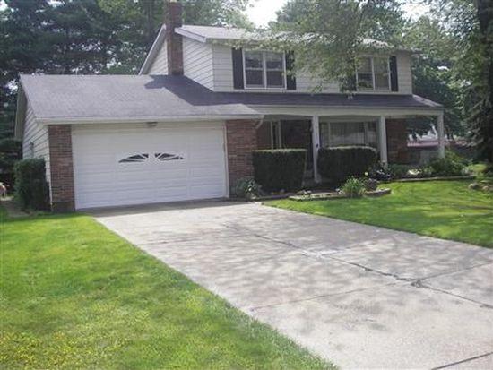 6177 E Dartmoor Ave, Seven Hills, OH 44131