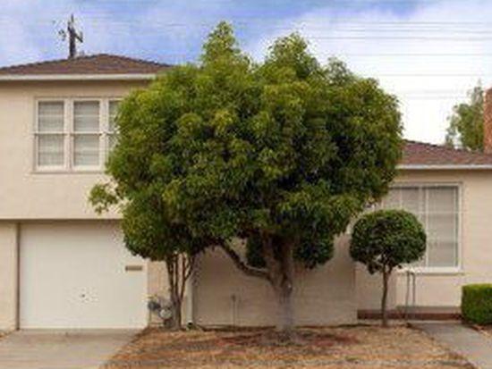 1318 S Claremont St, San Mateo, CA 94402