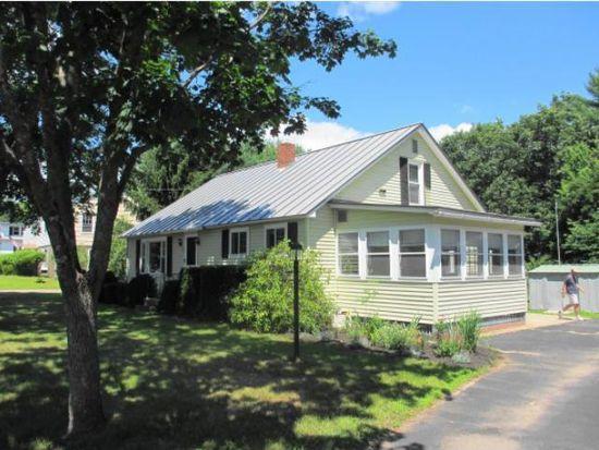 35 Webster Lake Rd, Franklin, NH 03235